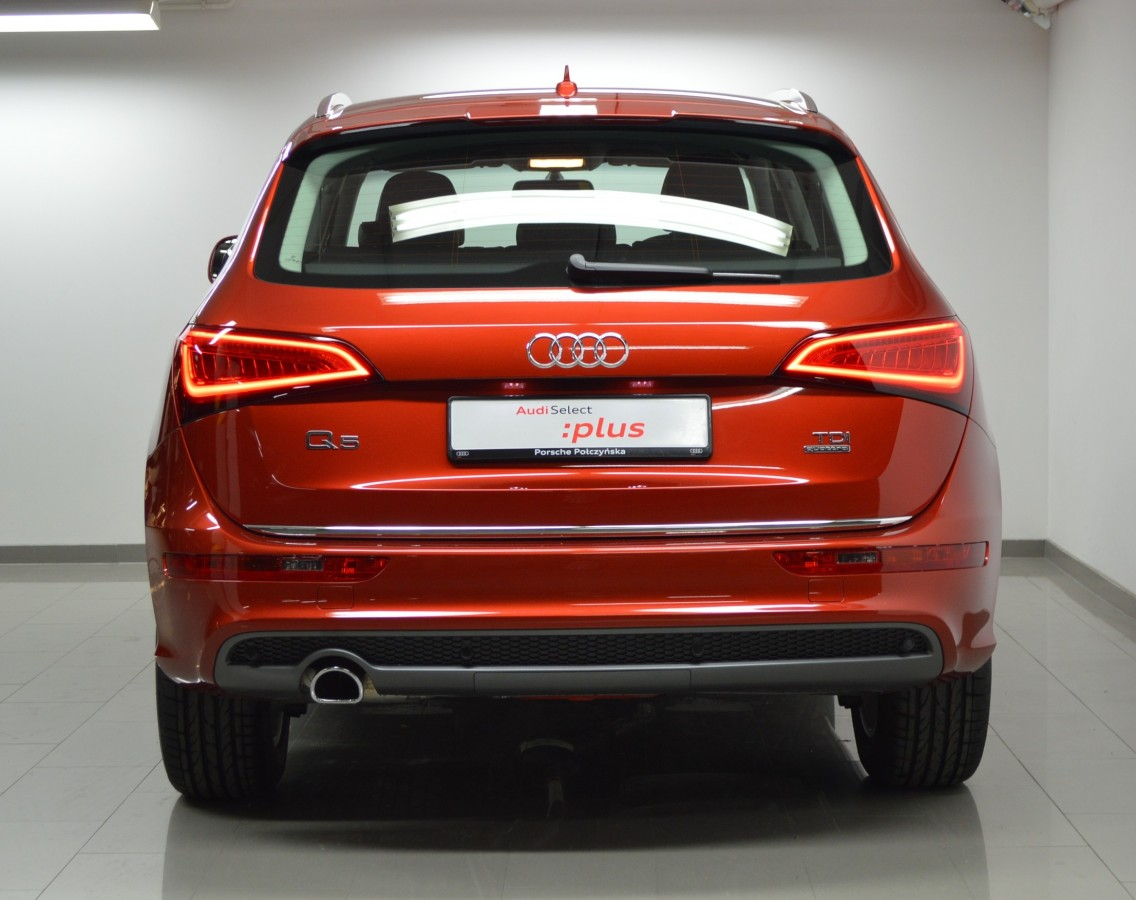 Audi salon warszawa