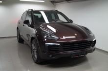 Porsche Cayenne  Diesel Platinium Edition