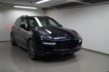 Porsche Cayenne Turbo Turbo