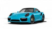 Porsche 911 911 Turbo S Coupe