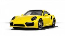 Porsche 911 Turbo S Coupe